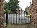 Gates at Baysgarth House - geograph.org.uk - 1444055.jpg