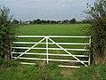 Gateway near Dunston Heath Farm - geograph.org.uk - 237942.jpg