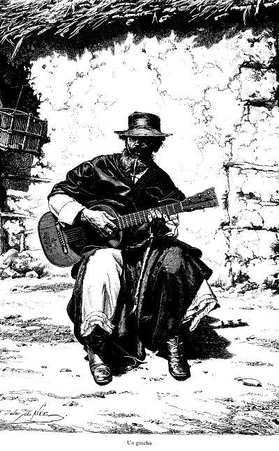 Resultado de imagen para cantores de idalas y vidalitas en el siglo xix