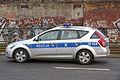 Gdańsk – police kia cee'd SW.JPG
