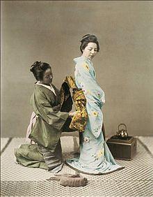 Geisha Simple English Wikipedia The Free Encyclopedia