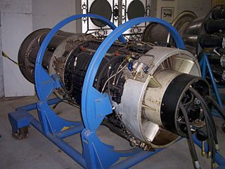 General Electric J47 A Turbojet Engine Produced by GE in 1947