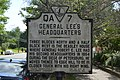 General Lee's Headquarters historical marker.jpg