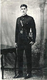 General Musa, Circa 1935 in a British Uniform.jpg