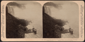"General view of the falls from the new steel bridge. ""Maid of the Mist"" at landing, Niagara, U.S.A, by Underwood & Underwood.png"