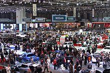 Geneva Motor Show Wikipedia