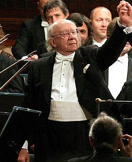 Gennady Rozhdestvensky Russian conductor and composer