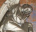 Genova - Cimitero di Staglieno - Statua di un angelo-3.jpg