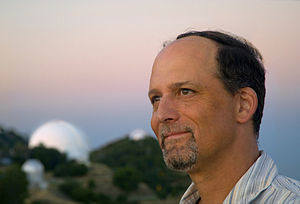Geoffrey Marcy - Marcy in 2007