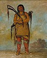George Catlin - Wáh-chees, a Brave - 1985.66.233 - Smithsonian American Art Museum.jpg