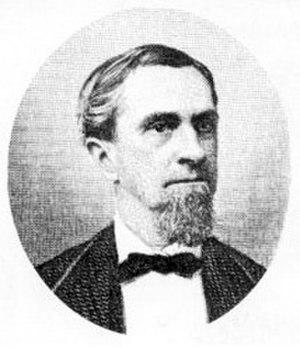 Confederate States Attorney General - Image: George Davis