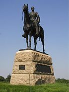 George Meade monument