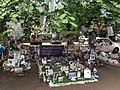 George Michael memorial garden, Highgate, July 2017 (3).jpg