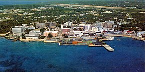 George Town, Insulele Cayman