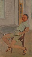 Portrait de Richard Prè