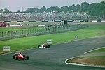 Gerhard Berger and Martin Brundle 1994 Silverstone.jpg