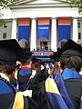 Gettysburg Commencement Ceremony 2013 Outside of Pennsylvania Hall.jpg
