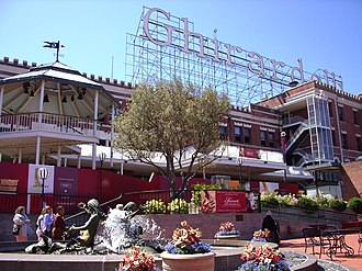Ghirardelli Chocolate Company - Ghirardelli Square in San Francisco