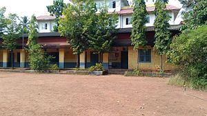 Hosdurg taluk - GHSS Hosdurg,  board school, hosdurg