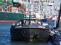 Gibraltar (ship, 1992) ENI 02320312 Amazonehaven, Port of Rotterdam pic1.JPG