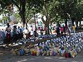 Gilè e Pebane- 2010- street market.jpg