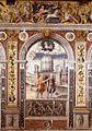 Giovanni Maria Falconetto, Mantua, Palazzo d'Arco, Sala dello Zodiaco, Sign of Capricorn.jpg