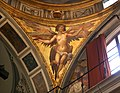 Giovanni da san giovanni, gloria d'angeli, 1616, pennacchi 05.jpg