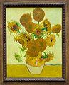 Girasoles de Vincent Van Gogh, Galería Nacional, Londres, Inglaterra, 2014-08-11, DD 169.JPG
