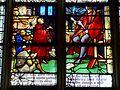 Gisors (27), collégiale St-Gervais-et-St-Protais, collatéral sud, verrière n° 26 - vie de saint Claude 5.jpg