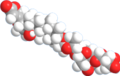 Gitoxin 3D structure.png