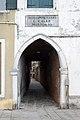 Giudecca Fondamenta Sant'Eufemia Sottoportego e Calle Montorio.jpg