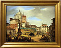 Giuseppe elena, veduta della piazza della vetra in milano, 1833.JPG