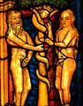 Glasmalerei – Der Sündenfall.png