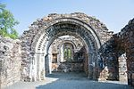 Glendalough St. Saviour's Priory Choir Arch and Chancel 2016 09 14.jpg