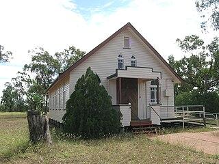Glenmorgan, Queensland Town in Queensland, Australia