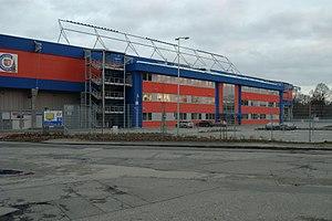 Piast Gliwice - Piast Gliwice Stadium