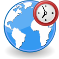 Globe-with-clock-2.svg