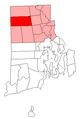 Glocester RI highlight.png