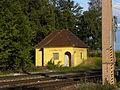 Gloggnitz - KG Eichberg - Semmeringbahn - Betriebsgebäude in Eichberg.jpg