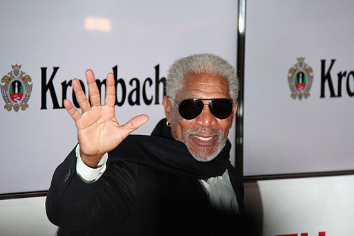 Goldene Kamera 2012 - Morgan Freeman 1