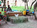 Gondar Castle Coffee Ceremony 1 (28470778466).jpg