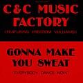 Gonna Make You Sweat (Everybody Dance Now) European 12-inch vinyl maxi.jpg