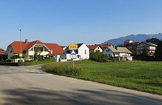 Gora pri Komendi Place in Upper Carniola, Slovenia