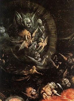 Grünewald, Matthias - Concert of Angels (detail) - c. 1515