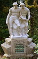 Grabmal Friedrich Eduard Behrens 1836-1920 und Anna Jasper 1846-1920, Stadtfriedhof Engesohde, Hannover.jpg