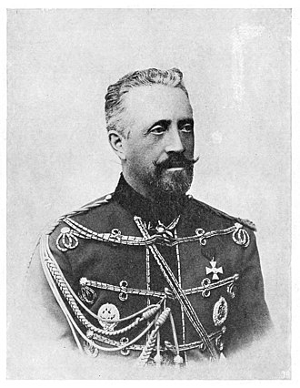 10th (Magdeburg) Hussars - Grand Duke Nikolai Nikolaevich the Younger, chief of the regiment