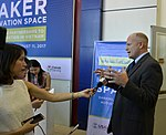 Grand Opening of the Maker Innovation Space in Danang (36100593580).jpg