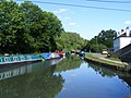 Grand Union Canal at Bulbourne - geograph.org.uk - 1401066.jpg