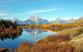 Image illustrative de l'article Parc national de Grand Teton