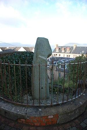 Granny Kempock Stone - Granny Kempock Stone